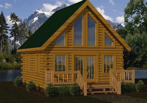 small log cabin kits floor plans cabin series