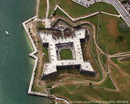 Castillo De San Marcos   Wedding Venues & Vendors   Wedding Mapper