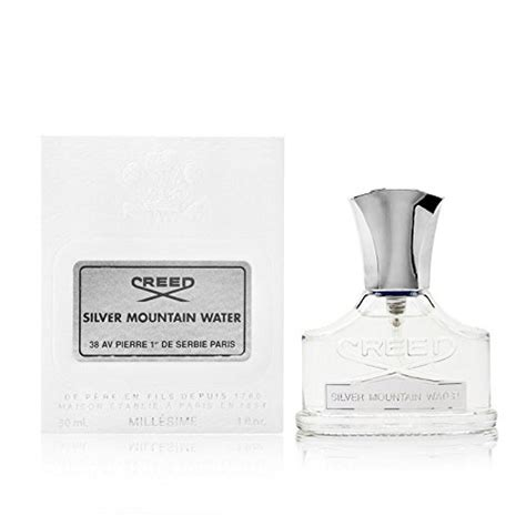 Parfum Ori Creed Silver Mountain 120ml 1 silver mountain water by creed for millesime spray 1 0 oz 30 ml perfume