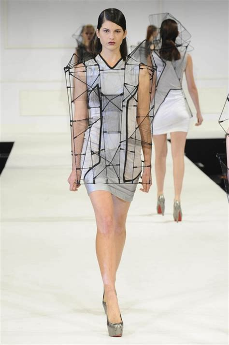 design form fashion wearable architecture 29 structural silhouettes in