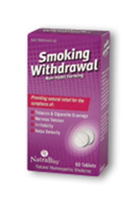 Tobacco Detox Tablets by Withdrawal Tablet 60 Tabs
