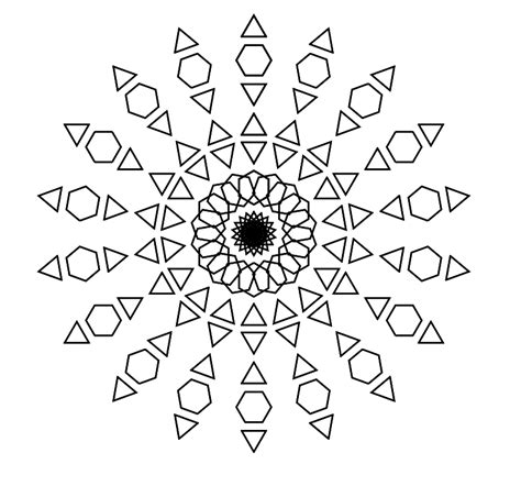 illustrator pattern array rotating shapes to create a circular pattern in adobe