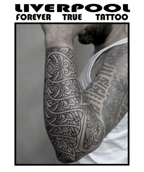 geometric tattoo liverpool jason corbett blackwork tattooist