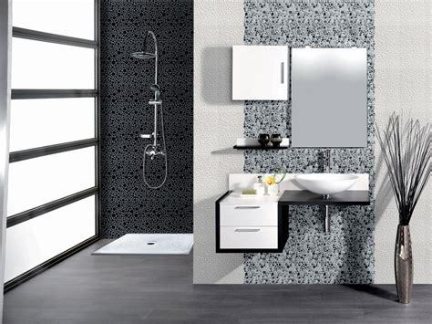 tutto bagno bagni con mattonelle nere tutto su ispirazione design casa