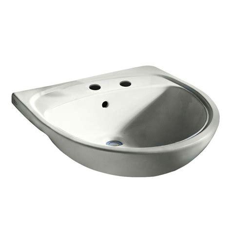 american standard aqualyn self bathroom sink in