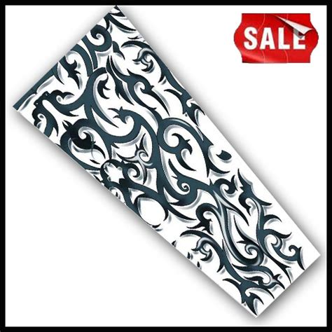 selling tattoo designs 200pcs arm sleeves tribal designs mixed wholesale