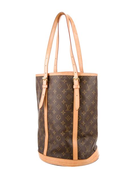 louis vuitton monogram bucket gm handbags lou