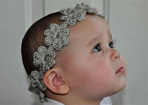 free crochet pattern flowers headbands crochet pattern pdf headband bracelet flower garland