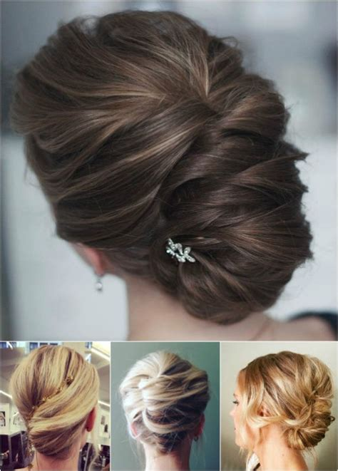 Hairstyles For Hair Updos Easy by 60 Easy Updo Hairstyles For Medium Length Hair In 2018