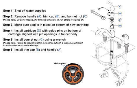 Delta DIAMOND Seal® Faucets and Repair Parts