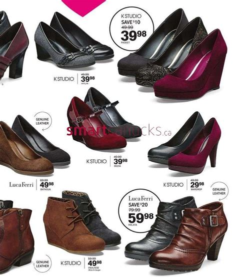 globo shoes flyer september 11 to 22