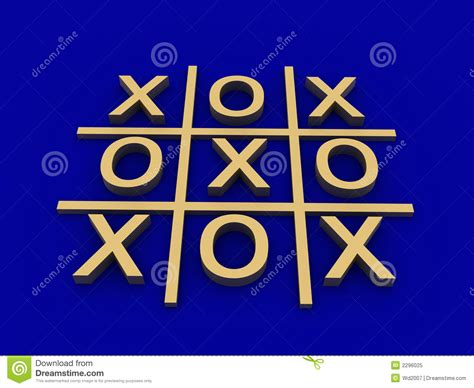 bronze tic tac toe game board royalty  stock photo