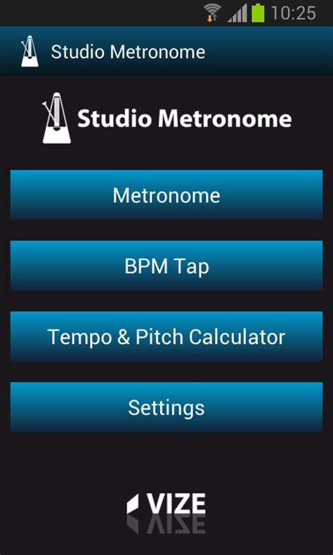 metronome apk mobile studio metronome free android apps on play