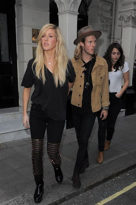 are ellie goulding and dougie poynter dating ok magazine ellie goulding and dougie poynter are becoming the same