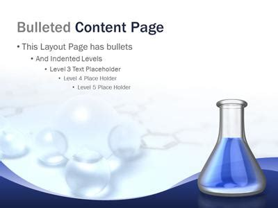 general chemistry powerpoint ppt templates ppt background organic molecules a powerpoint template from