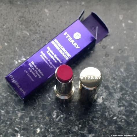 by terry hyaluronic sheer rouge hydra balm fill plump by terry hyaluronic sheer rouge hydra balm fill plump