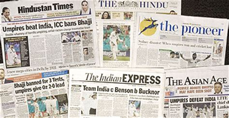 newspaper history origin of newspapers in india & the