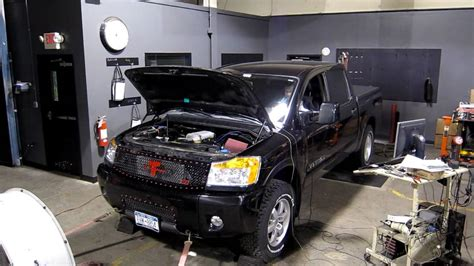 supercharged nissan titan supercharged v8 nissan titan at r t tuning