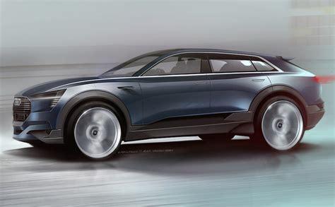 audi e quattro concept teased ahead of 2015 frankfurt