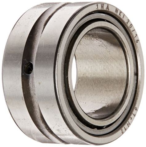 Needle Bearing Nki 22 16 Ina ina nki20 16 needle roller bearing with inner ring steel cage open end metric