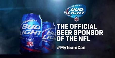 bud light football cans football branded cans bud light cans