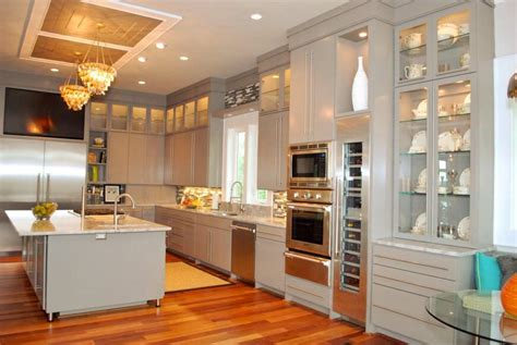 kitchen layout stove next to fridge 44 kitchens with double wall ovens photo exles