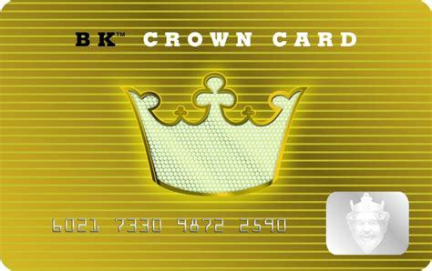 Bk Crown Card Gift Card - gift cards bennett management group