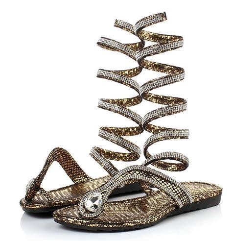 Flat Shoe Bcw sandals 2016 summer new european leg