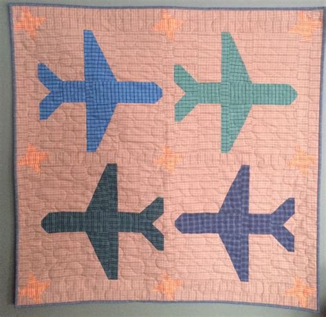 Airplane Baby Quilt Patterns Free by 1000 Ideas About Airplane Quilt On Quilt