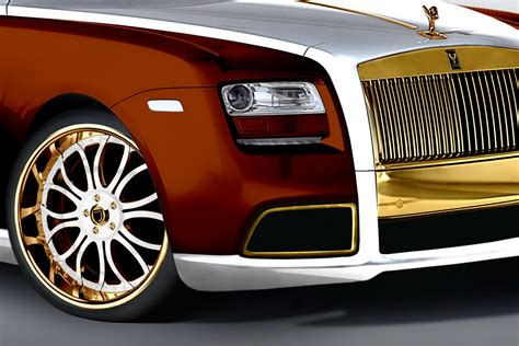 roll royce fenice fenice milano previews ghost based diva rolls royce fans