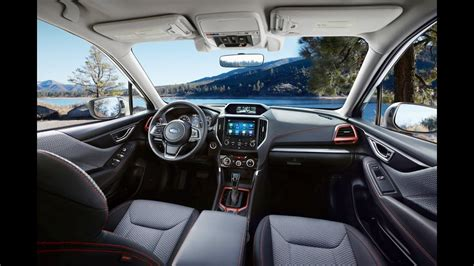 Subaru Forester 2020 Concept by New Subaru Forester Concept 2019 2020 Review Photos