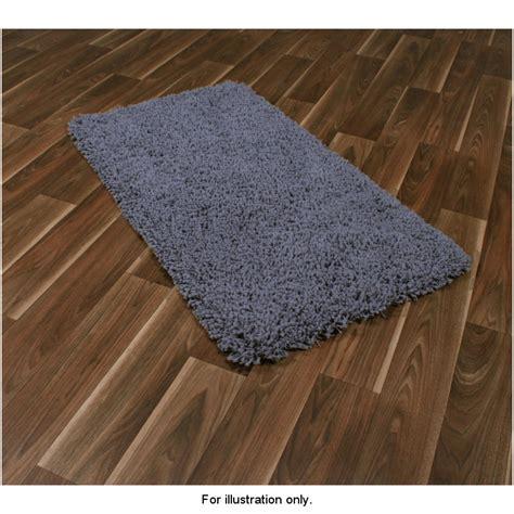 fashion rugs b m gt plush tufted fashion rug 60x110cm 264722