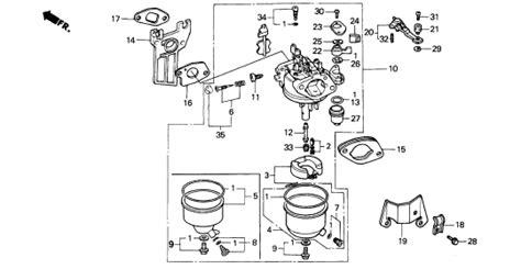 honda gx200 carburetor diagram honda gx200 engine repair diagrams imageresizertool