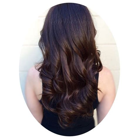 show pictures of rich expresso hair color rich espresso brown hair color haircut and style hair