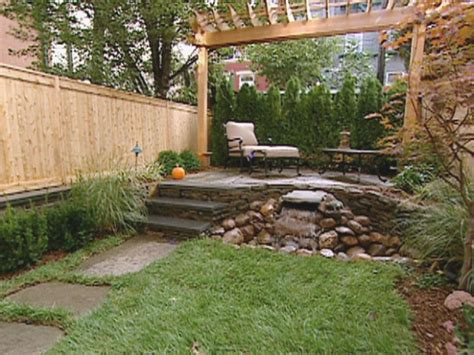 Modern Landscaping Ideas For Small Backyards Small Backyard Landscaping Ideas For Privacy Lovely After Breathing Room Small Yards Big Designs