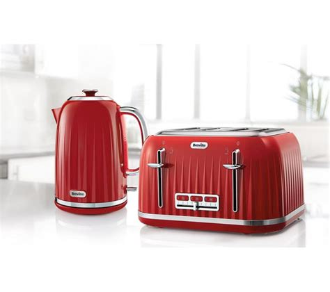 red small kitchen appliances buy breville impressions vtt783 4 slice toaster venetian