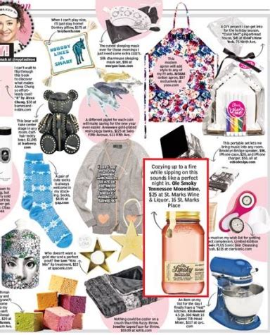 new york post newspaper best christmas presents quot your gift guide cozy vs chic quot new york post