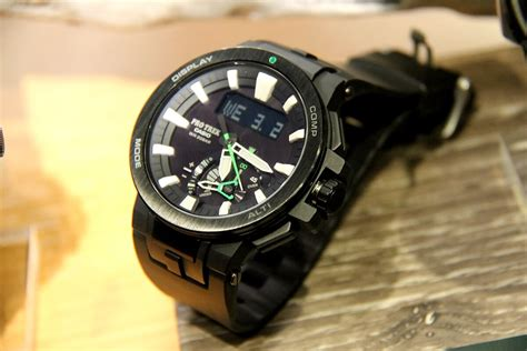 orologio casio pro trek new casio pro trek prw 7000 with 200m water resistance g