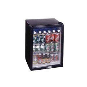 Countertop Beverage Cooler by Summit Countertop Beverage Cooler Black