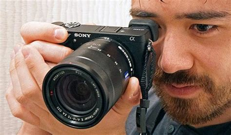 sony mirrorless review sony alpha a6300 mirrorless look review