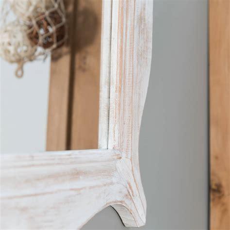 miroir de d 233 coration en bois massif moderne