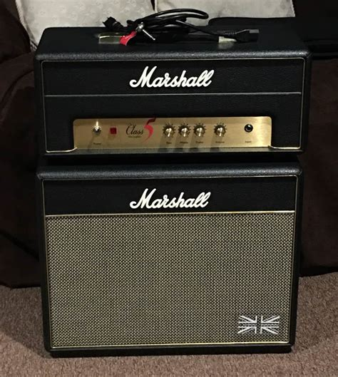 marshall head and marshall class 5 head and 2011 black reverb
