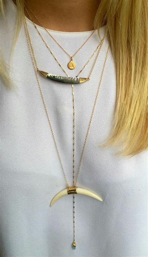Layered Necklace 15 ways to wear layered necklace like a pro