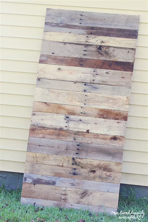 white rustic farm hutch with sliding pallet barn