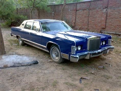 1974 lincoln continental for sale 1974 lincoln continental v8 town car for sale from delhi