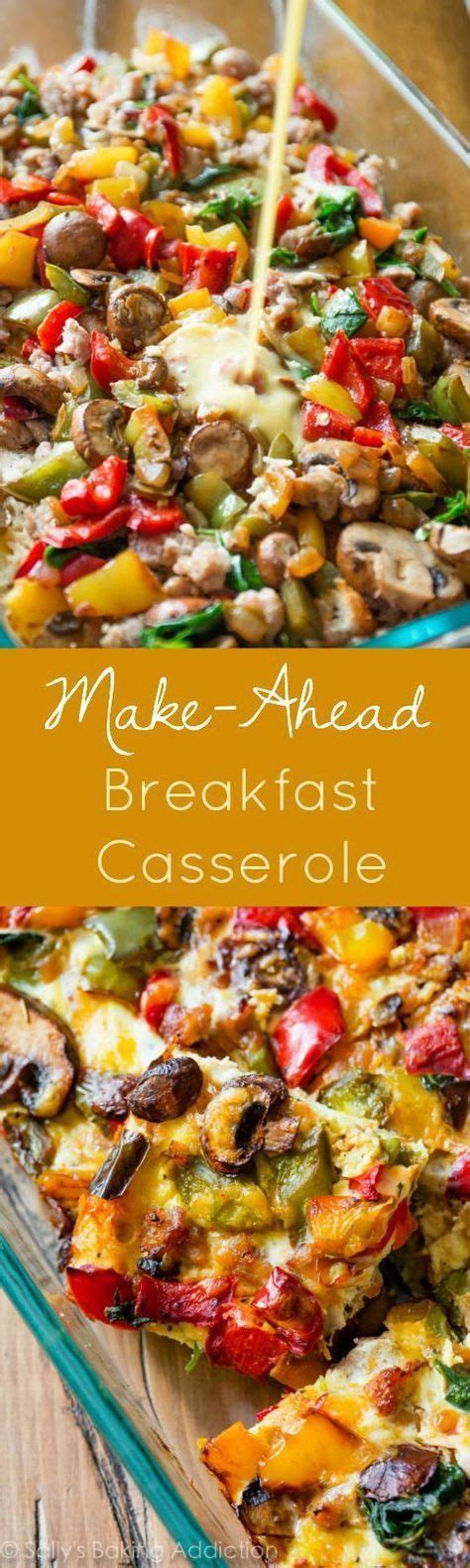 vegetables you can freeze easy breakfast casserole you can freeze or make the