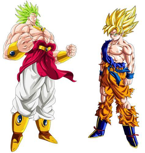 imagenes de goku lejendario el super saiyajin legendario original taringa