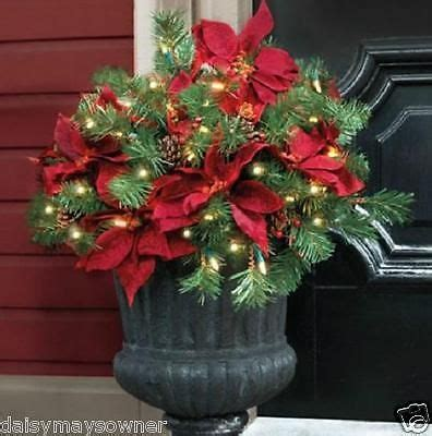 lighted tree in urn best 25 urns ideas on