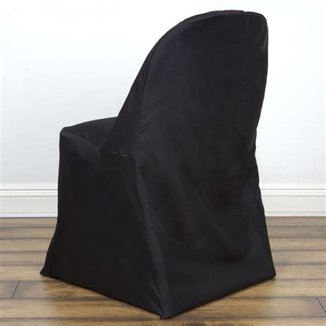Cheap Folding Chair Covers by 75 Pcs Polyester Folding Chair Covers Wholesale