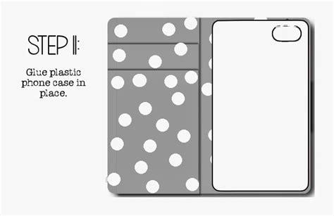 tutorial wallet iphone my 3 monsters diy ruffled iphone wallet